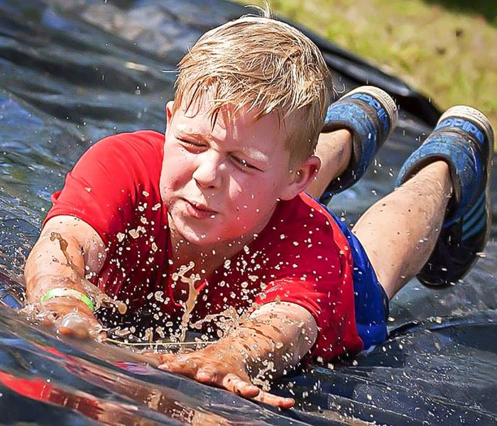 Kids Obstacle Run
